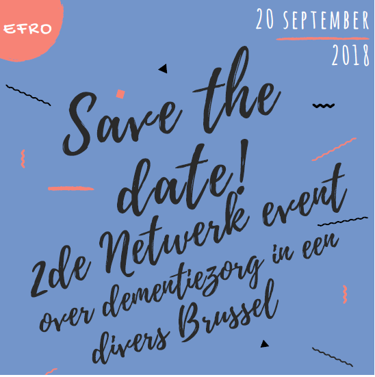 Save the date! - NL